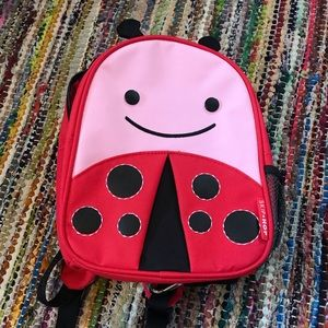 NWOT Adorable ladybug 🐞 backpack